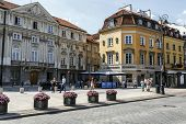 Architecture Of The Old Warsaw