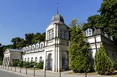 Old Bath-house, Spa Resort , Naleczow, Poland