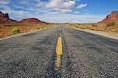 picture of runaway  - Arizona Highway  - JPG