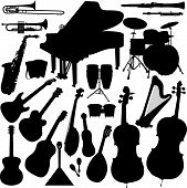 Musical Instruments  - Orchestra