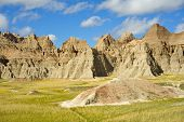 Summer In The Badlands.