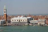 Spectacular Piazza San Marco In Venice With The High Bell Tower And The Ducal Palace 1