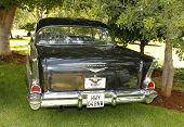 Vintage Car 1957 Chevrolet Hardtop Coupe