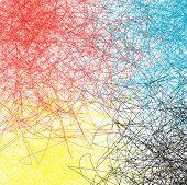 Multicoloured background
