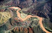 Colorado River Aerial