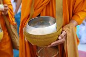 Buddhist Monk's Alms Bowl
