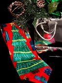 Christmas Tie & Gift Box poster