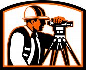 Surveyor Geodetic Engineer Survey Theodolite