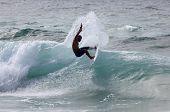 Professional Surfer Fredrick Patachhia