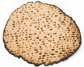 Matzo, Isolated
