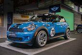 2013 Mini Cooper S Racing