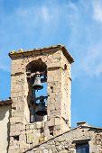 Belfry In Pienza