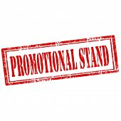 Promotional Stand-stamp