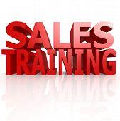 Sales Training Word