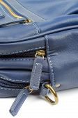 Details Of Blue Bag