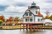 Edenton Light House, North Carolina