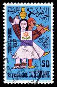Tunisia stamp 1971
