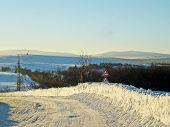 Winter in the Erzgebirge