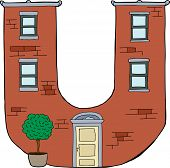 Isolated U Apartment