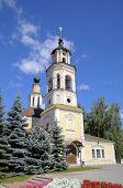 Nicolo-Kremlin (Nicolo-Kremlevskaya) church. Vladimir, Golden ring of Russia.