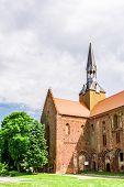 Medieval Cistercian Monastery In Kolbacz, Poland