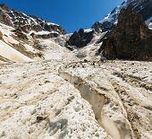 Caucasus Mountains. Svaneti