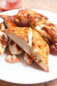 Grilled Chicken.