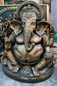 Lord Ganesha, Art Work , Indian Handicrafts Fair At Kolkata
