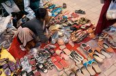 Shoes, Art Work , Indian Handicrafts Fair At Kolkata