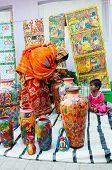 Wicker Baskets, Indian Handicrafts Fair At Kolkata