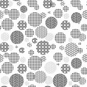 Seamless Texture Patterned