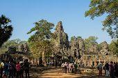 Entrance Of Angkor Thom