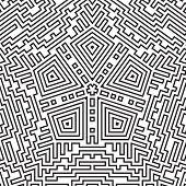 Infographics. futuristic vector background