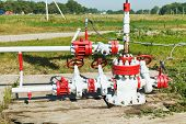 Pipeline Of Oil Pump