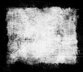 foto of messy  - Grunge background texture with black frame - JPG