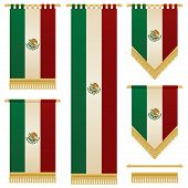 Mexican Banners