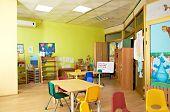 Kindergarten Preschool Classroom