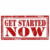 Get Started Now-stamp