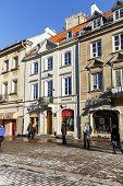 Historic Townhouse Built For Poltarzewski In Warsaw
