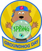 Psychic Groundhog