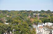 pic of amtrak  - View of Stamford - JPG