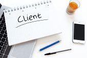 picture of clientele  - Client  - JPG