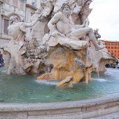 image of obelisk  - ROME ITALY  - JPG