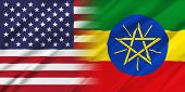 picture of ethiopia  - Relations between two countries - JPG