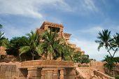 Mayan Temple 02