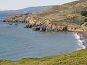 Marin Headlands at Rodeo Beach