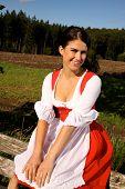 Bavarian Woman