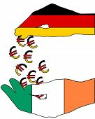 German Euro For Ireland
