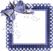 Trio Humming Bird Frame