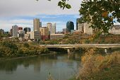 Edmonton In Autumn